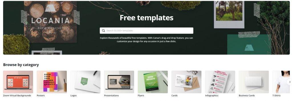 canva, digital marketing tools -