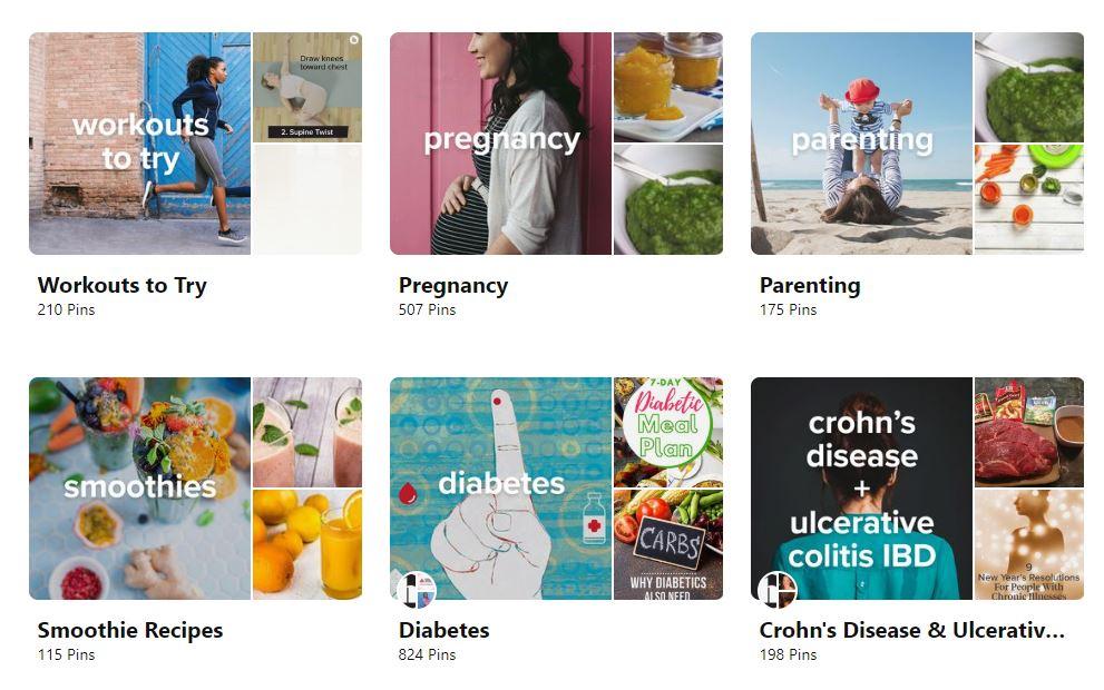 pinterest for marketing seo healthline